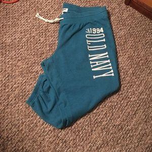 EUC Old Navy Capri Sweatpants XL